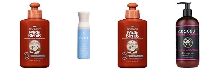 Best Leave in Conditioners for Frizzy Hair