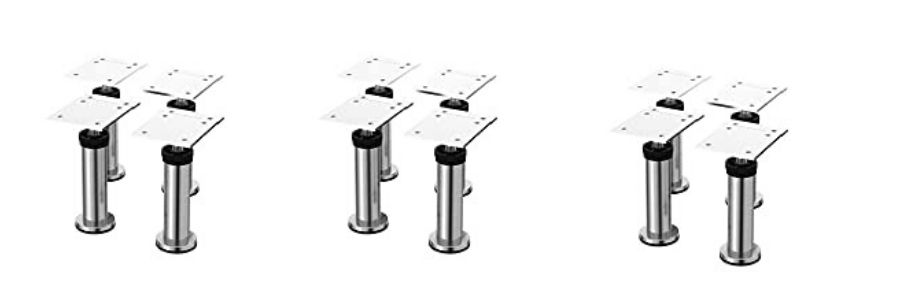 Best Adjustable Table Legs